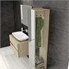 Bel Basin + Undermount Cabinet + Tall unit + Mirror - на 360.ru: цены, описание, характеристики, где купить в Москве.