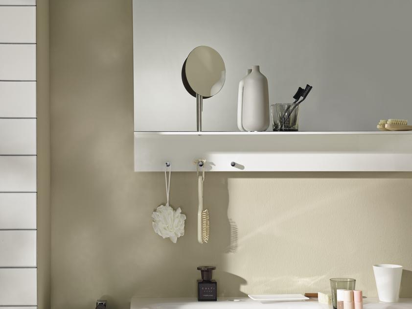 Eqio Mirror + Shelf - на 360.ru: цены, описание, характеристики, где купить в Москве.
