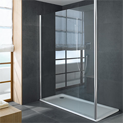 Walk-in-shower WALL