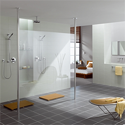 Walk-in-shower FREE