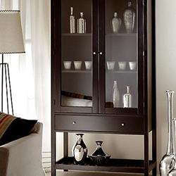 современные витрины для гостиной в стиле модерн купить в москве на