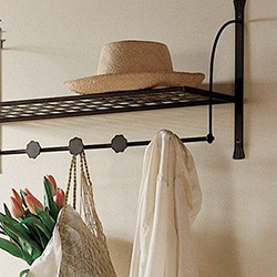 Grata clothes-hat hanger