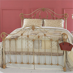 Alva Iron Bed