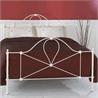 Marseille Iron Bed / Marseille Single Bed - на 360.ru: цены, описание, характеристики, где купить в Москве.