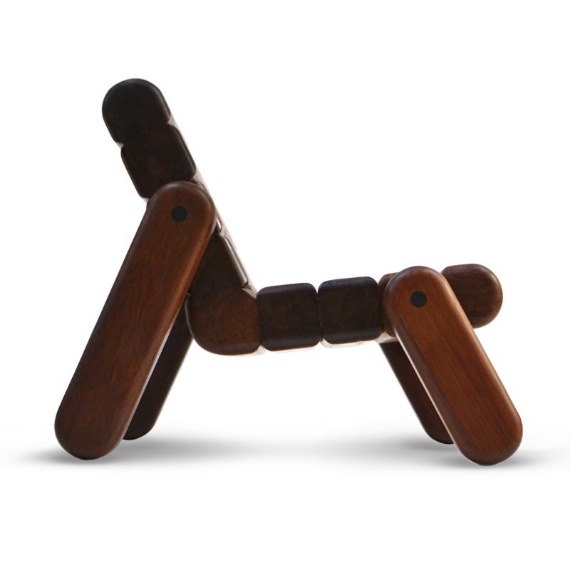 Inflated Wood Armchair - на 360.ru: цены, описание, характеристики, где купить в Москве.
