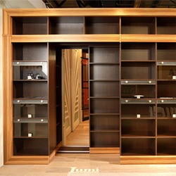 Книжный шкаф с секретом