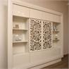 Книжный шкаф с орнаментом - на 360.ru: цены, описание, характеристики, где купить в Москве.