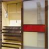 Шкаф с красным поясом - на 360.ru: цены, описание, характеристики, где купить в Москве.