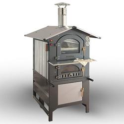 Купить барбекю-печь для дачи встроенный барбекю
