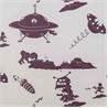 The Final Frontier Stone & Purple wallpaper - на 360.ru: цены, описание, характеристики, где купить в Москве.