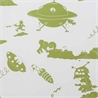 The Final Frontier Cream & Green wallpaper - на 360.ru: цены, описание, характеристики, где купить в Москве.