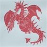 ere-be-dragons  Blue and Red wallpaper - на 360.ru: цены, описание, характеристики, где купить в Москве.