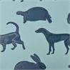Animal Magic Blue children's wallpaper - на 360.ru: цены, описание, характеристики, где купить в Москве.