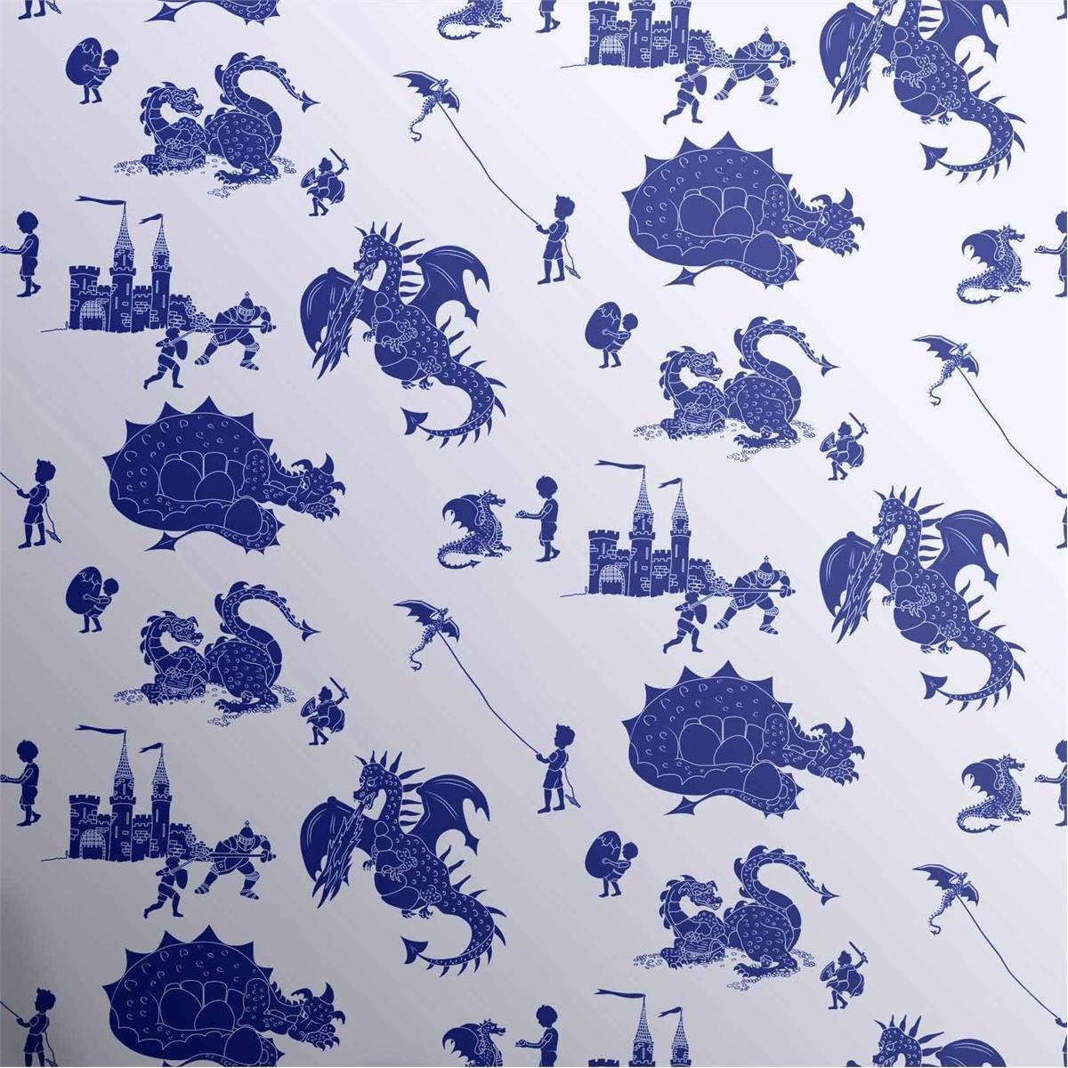 ere-be-dragons Blue wallpaper - на 360.ru: цены, описание, характеристики, где купить в Москве.