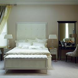 Shagreen bedroom