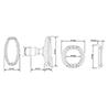 Chartres Oval Door Knob w/ Custom Monogram - на 360.ru: цены, описание, характеристики, где купить в Москве.