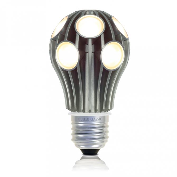 Лампа bulled classic metallic на 360ru �ен� опи�ание