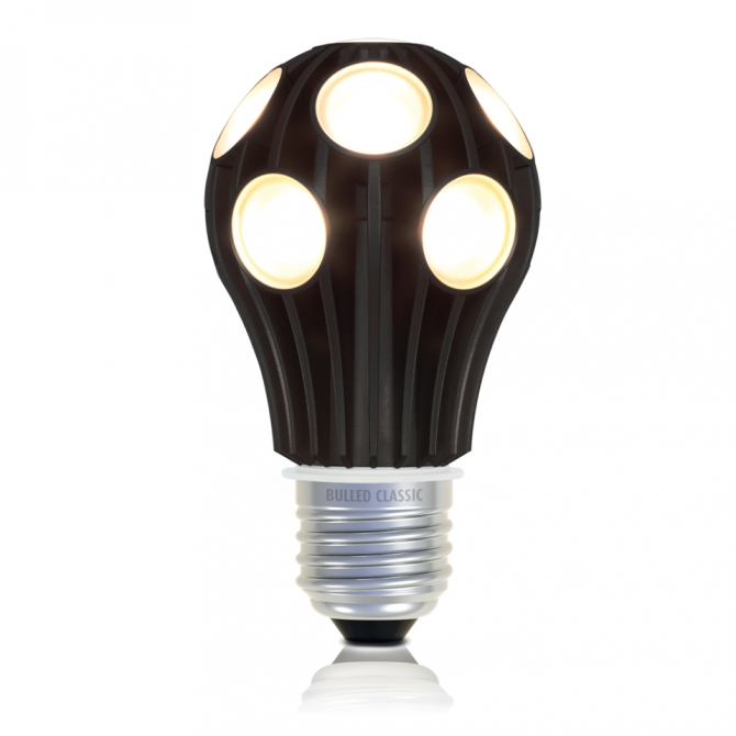 Лампа bulled classic blacksilver на 360ru �ен�