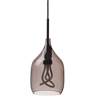 Vessel 1 lamp shade - Grey glass - на 360.ru: цены, описание, характеристики, где купить в Москве.