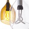 Vessel lamp shade - Table - Grey glass - на 360.ru: цены, описание, характеристики, где купить в Москве.