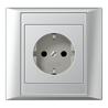 A plus socket aluminium - на 360.ru: цены, описание, характеристики, где купить в Москве.