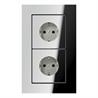LS plus socket-socket chrome - на 360.ru: цены, описание, характеристики, где купить в Москве.