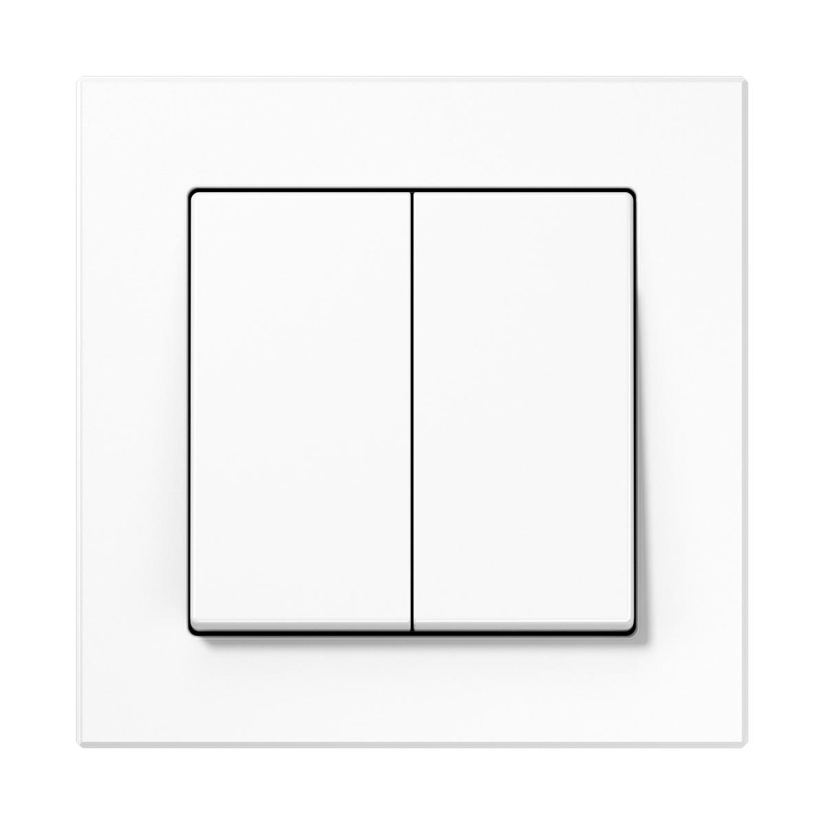 A creation 2-gang switch white - на 360.ru: цены, описание, характеристики, где купить в Москве.