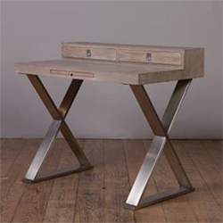Reclaimed Note Desk