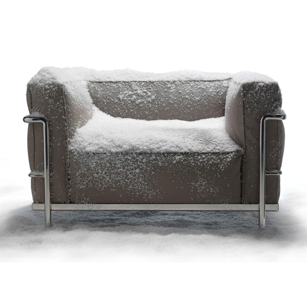 LC3 armchair - на 360.ru: цены, описание, характеристики, где купить в Москве.