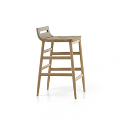 Kimua low back stool 76