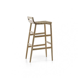 Kimua low back stool 91