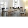 Laia table with 1 extension - на 360.ru: цены, описание, характеристики, где купить в Москве.