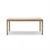 Laia rectangular table - на 360.ru: цены, описание, характеристики, где купить в Москве.
