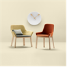 Koila armchair - на 360.ru: цены, описание, характеристики, где купить в Москве.