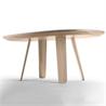 Triku dining table - на 360.ru: цены, описание, характеристики, где купить в Москве.