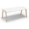 Heldu rectangular table - на 360.ru: цены, описание, характеристики, где купить в Москве.