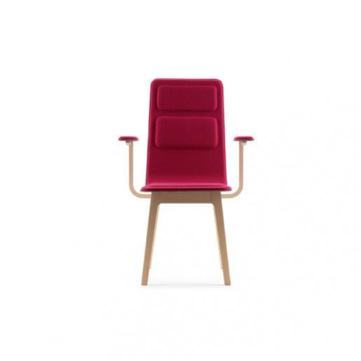Laia chair high back 2 - на 360.ru: цены, описание, характеристики, где купить в Москве.