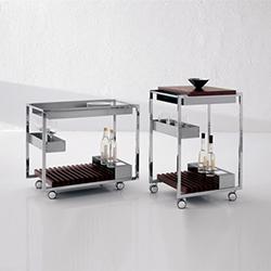 Сервировочный столик на колесиках  италия