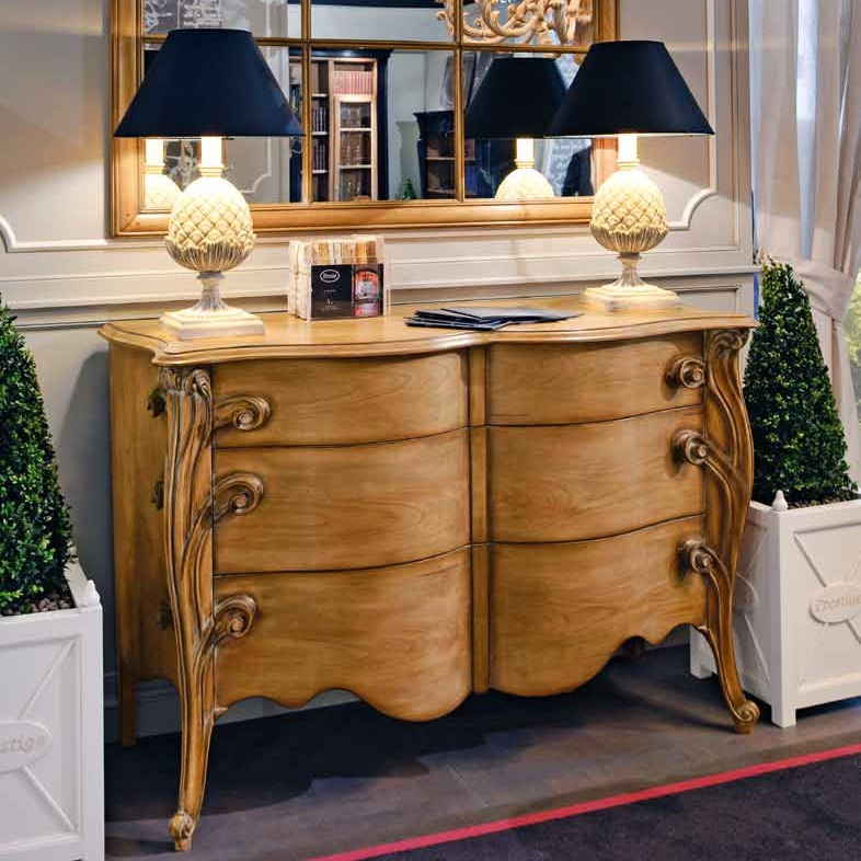 Capricci Veneziani chest of drawers CVM025 - на 360.ru: цены, описание, характеристики, где купить в Москве.