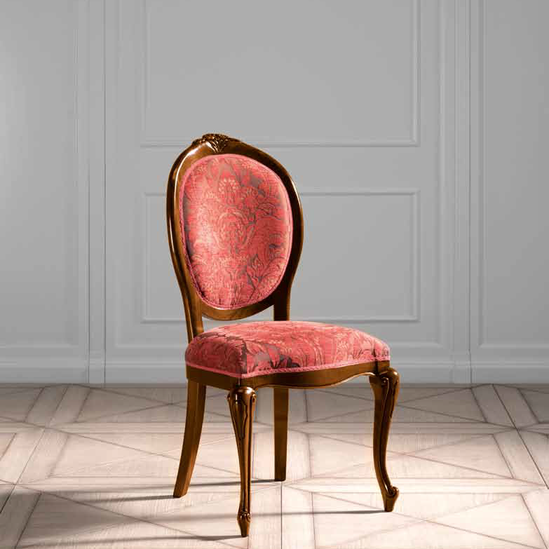 Capricci Veneziani chair SFS003 - на 360.ru: цены, описание, характеристики, где купить в Москве.