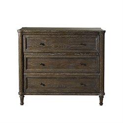 Alden Dresser 3-Drawer 40W 8850.1133