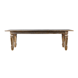 Basildon Oak Wood Table 8831.0006