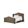 Athena King / Queen Bed 5008K A008 / 5108Q A008 Brown - на 360.ru: цены, описание, характеристики, где купить в Москве.