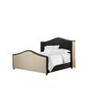 Athena King / Queen Bed 5009K / 5109Q Velvet - на 360.ru: цены, описание, характеристики, где купить в Москве.