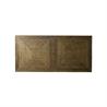 """86"""" Vintage Wood & Metal Table 8831.0004M - на 360.ru: цены, описание, характеристики, где купить в Москве."""