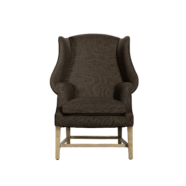 New Age Linen Chair 7841.0003 A008 Brown - на 360.ru: цены, описание, характеристики, где купить в Москве.