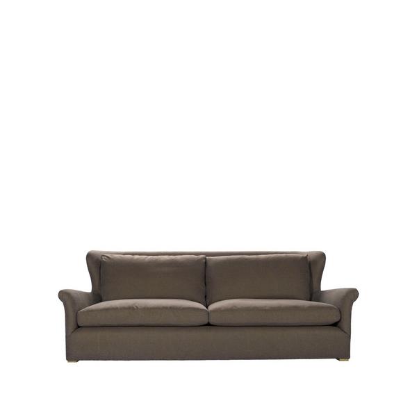 Winslow Sofa Linen 7842.1107-2-A008 Brown - на 360.ru: цены, описание, характеристики, где купить в Москве.