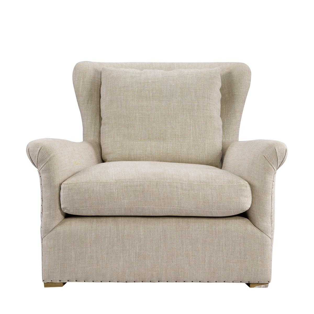 Winslow Lounge Chair Beige Linen 7841.1003-1-A015 Beige - на 360.ru: цены, описание, характеристики, где купить в Москве.