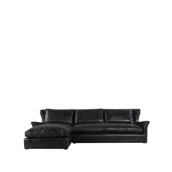 Winslow Leather & Wool Sectional 7843.3104 WB LAF - на 360.ru: цены, описание, характеристики, где купить в Москве.