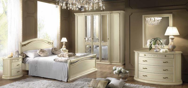 Siena Avorio bed 03 - на 360.ru: цены, описание, характеристики, где купить в Москве.